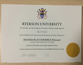 buy Ryerson University fake diploma, buy College fake certificate