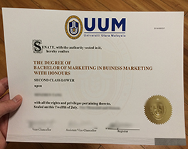 buy UUM bachelor degree, how to buy UUM fake diploma