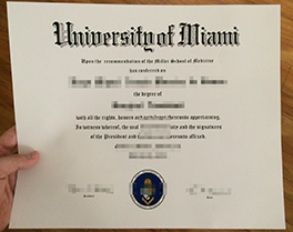 how longto get University of Miami diploma, UMiami fake degree