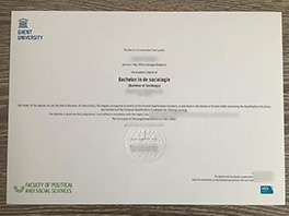 buy fake diploma from Ghent University