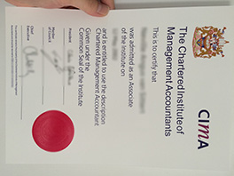 fake CIMA certificate for sale