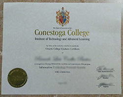 How Safety to buy Fake Conestoga College Diploma