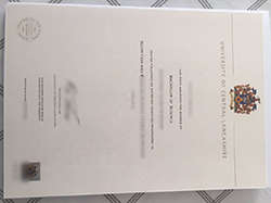 Buy University of Central Lancashire(UCLan) Diploma