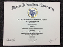 Florida International University degree, buy FIU fake diploma in Miami