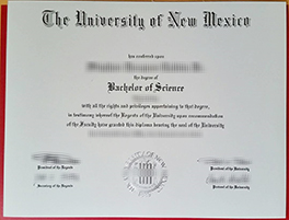 Buy Fake University of New Mexico (UNM) Diploma, fake degree