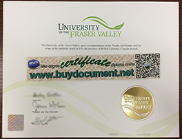 How to Get a University of the Fraser Valley Diploma