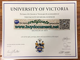 Fast and Easy Obtain University of Victoria Fake Diploma