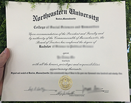 What's the best fake diploma at Northeastern University (NEU)