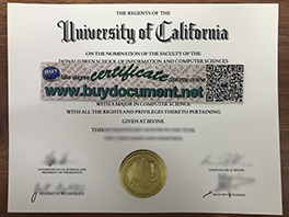 Where to Buy Fake UC Irvine (UCI) Diploma Certificate