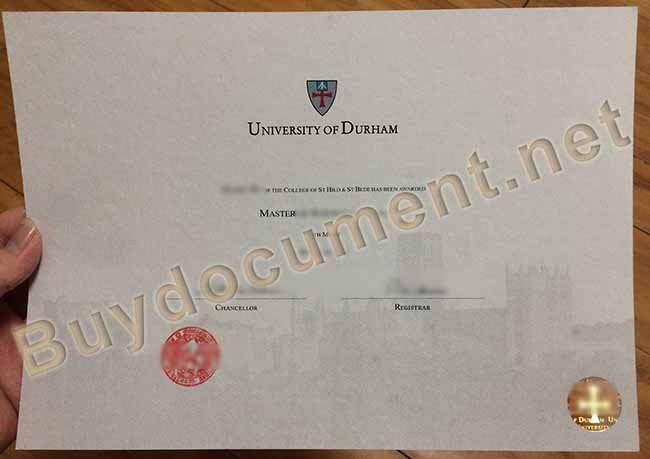 Durham University diploma, Durham University degree, Durham University certificate