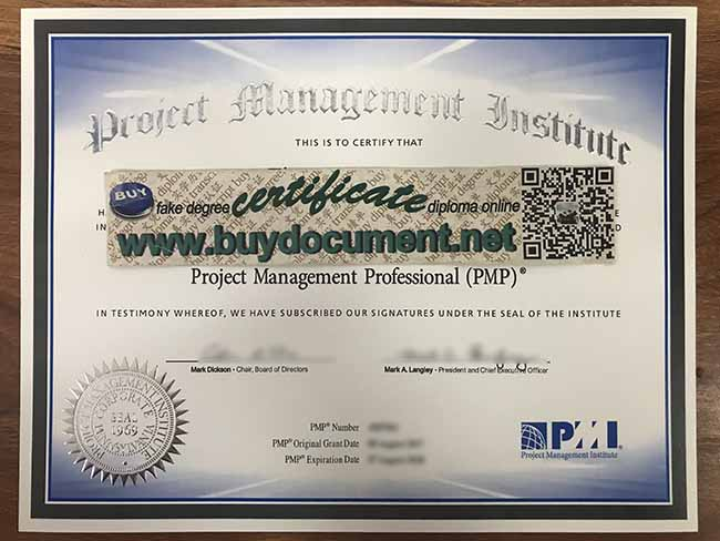 PMP certificate, buy PMP fake certificate, buy fake degree, fake diploma