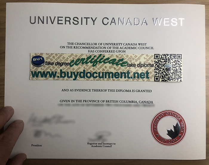 UCW degree, UCW diploma, fake degree, fake diploma, Selling diploma, foil embossing, buy documents, hologram sticker, create a PDF, Master's degree, Official diploma, Official degree, buy a degree, buy a diploma, make a degree, make a diploma, I want to get a degree certificate from the University Canada West quickly. How to quickly obtain a University Canada West diploma? Where can I make a University Canada West fake degree? How to get a diploma from the University Canada West? Make a global university diploma. Makers of fake diplomas.